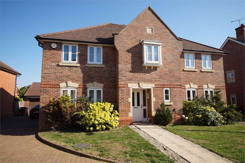 5 Bedrooms Detached House for sale in Grenadier Close, Shinfield, READING, Berkshire