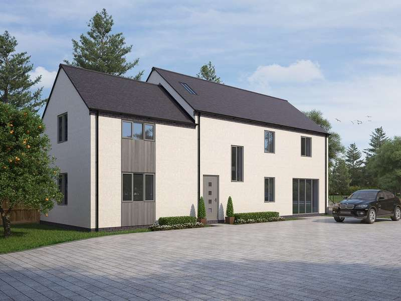 4 Bedrooms Detached House for sale in Plot 20 Albany The Orchard, Norton