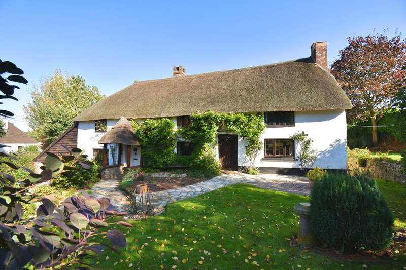 4 Bedrooms Cottage House for sale in Langford, Cullompton, Devon