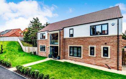 5 Bedrooms Detached House for sale in Hebden Court, Teal Farm, Washington, Tyne and Wear, NE38