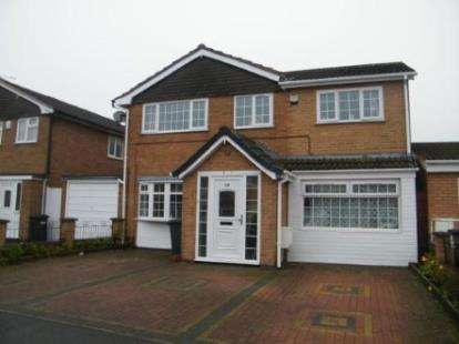 6 Bedrooms Detached House for sale in Peebles Way, Rushey Mead, Leicester, Leicestershire