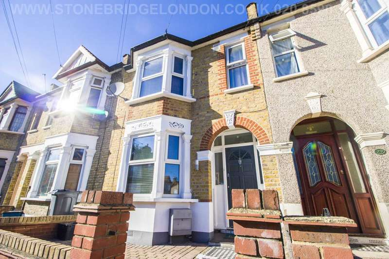 3 Bedrooms Terraced House for sale in Herbert Road, Seven Kings