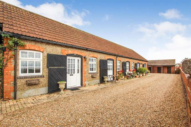 2 Bedrooms Barn Conversion Character Property for sale in Howell Hill Close, Mentmore