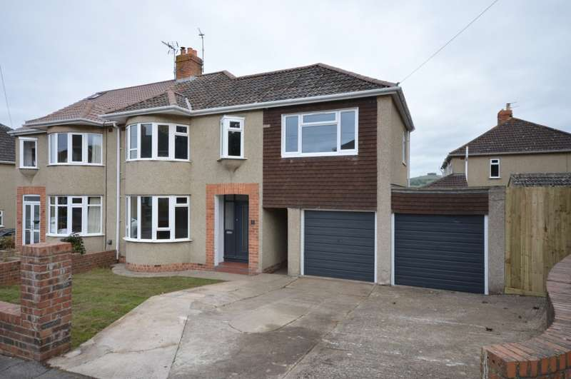 5 Bedrooms Semi Detached House for sale in Beresford Close, Saltford, BS31