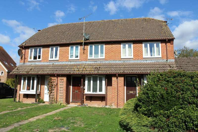 2 Bedrooms Terraced House for sale in Spring Meadows, Great Shefford RG17