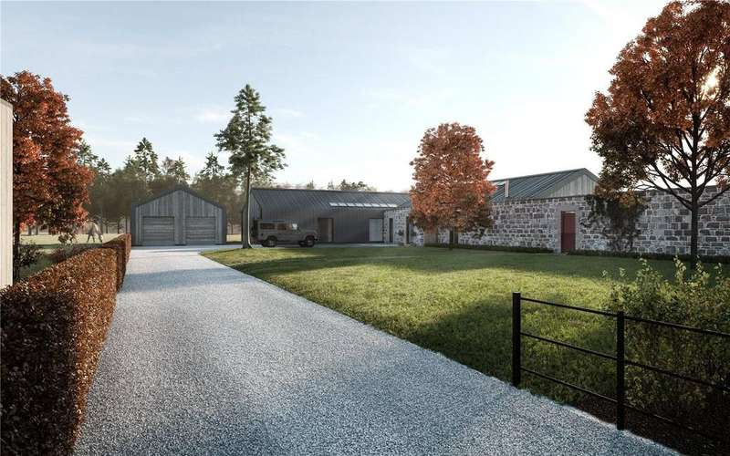 5 Bedrooms Equestrian Facility Character Property for sale in Plot 3, Fasque House Estate, Fettercairn, Laurencekirk, Kincardineshire