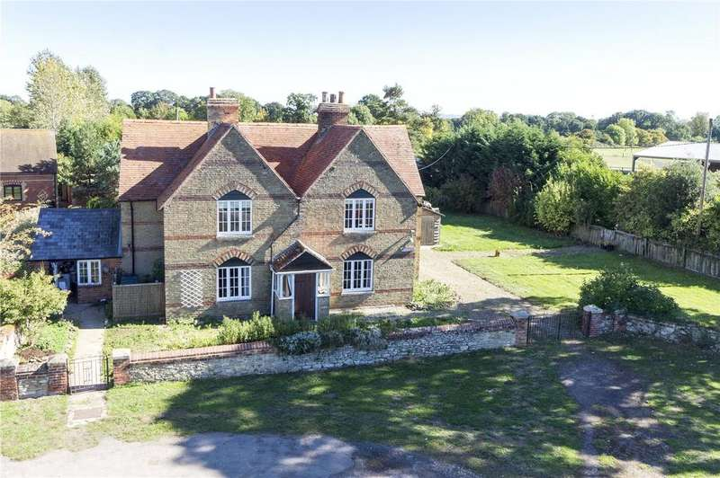 5 Bedrooms Detached House for sale in The Green, Marsh Baldon, Oxford, OX44