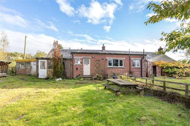 2 Bedrooms Detached Bungalow for sale in Tarras Tile Works Cottage, Langholm, Dumfriesshire