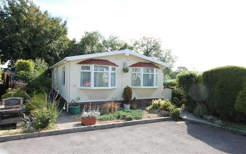 2 Bedrooms Mobile Home for sale in Kingsway Caravan Park, Seville Road, Portishead, North Somerset, BS20 7DT