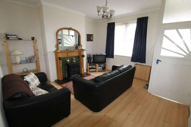 2 Bedrooms Terraced House for sale in PLODDER LANE, FARNWORTH, BOLTON BL4