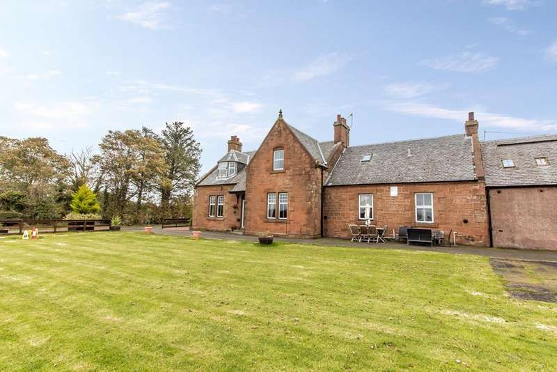 5 Bedrooms Equestrian Facility Character Property for sale in Woodside Farm, Prestwick, KA9 2SQ