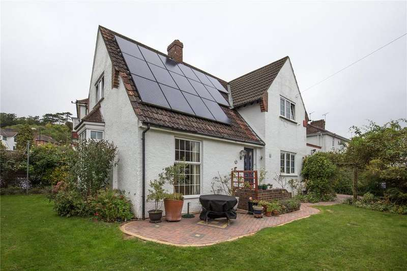 4 Bedrooms Detached House for sale in Elberton Road, Coombe Dingle, Bristol, BS9