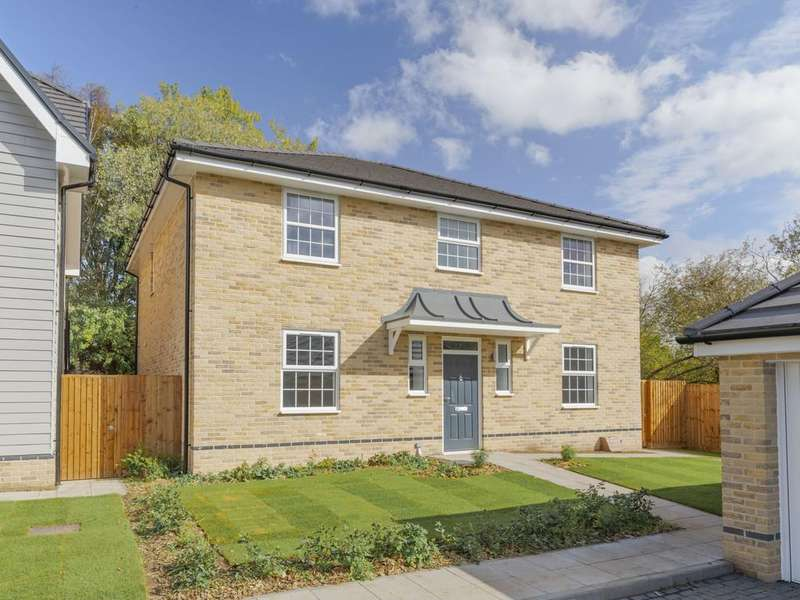 5 Bedrooms Detached House for sale in Elmstead Green, Colchester