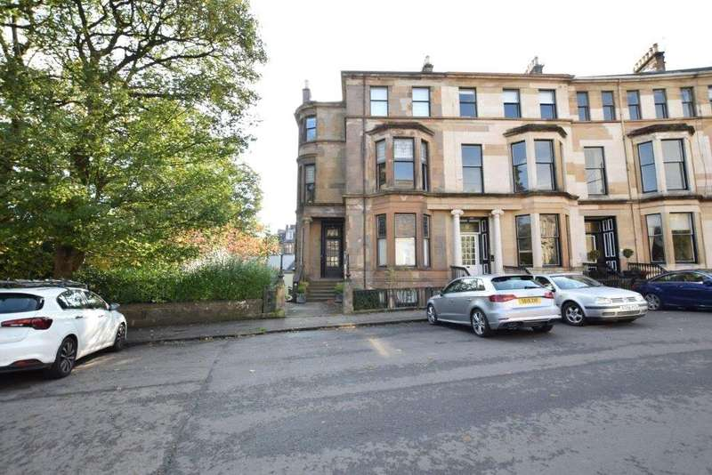 4 Bedrooms Apartment Flat for sale in Double Upper, Westbourne Gardens, Hyndland, Glasgow