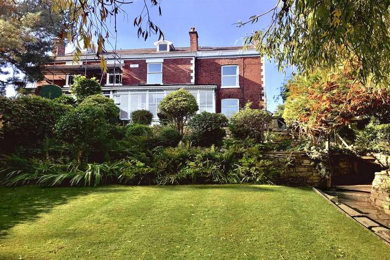 4 Bedrooms Semi Detached House for sale in Crompton Road, Macclesfield