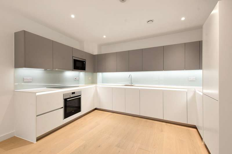 2 Bedrooms Flat for sale in Fellows Square, Cricklewood, London, NW2