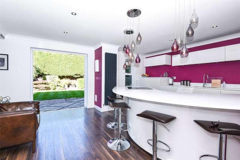 4 Bedrooms Detached House for sale in Nash Park, Binfield, Berkshire, RG42