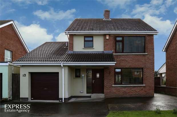 3 Bedrooms Detached House for sale in Greenhaw Road, Londonderry