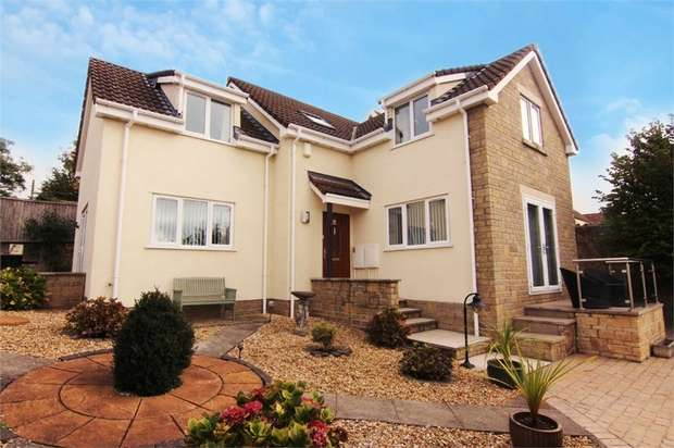 4 Bedrooms Detached House for sale in The Orchard 24a Coronation Road, Somerset