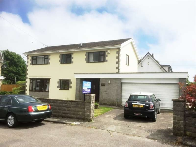 4 Bedrooms Detached House for sale in Ton Kenfig, Mawdlam, Nr Porthcawl