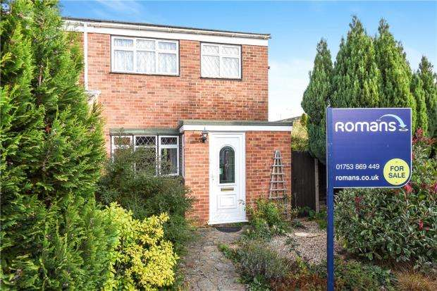 3 Bedrooms End Of Terrace House for sale in Stirling Close, Windsor, Berkshire