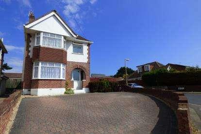 5 Bedrooms Detached House for sale in Oakdale, Poole, Dorset