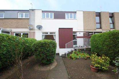 2 Bedrooms Terraced House for sale in Craigievar Drive, Glenrothes