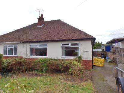 3 Bedrooms Bungalow for sale in Sandy Lane, Bagillt, Flintshire, North Wales, CH6