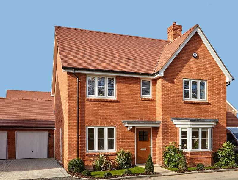 4 Bedrooms Detached House for sale in Lea Meadow, Peppard Road, Sonning Common, RG4