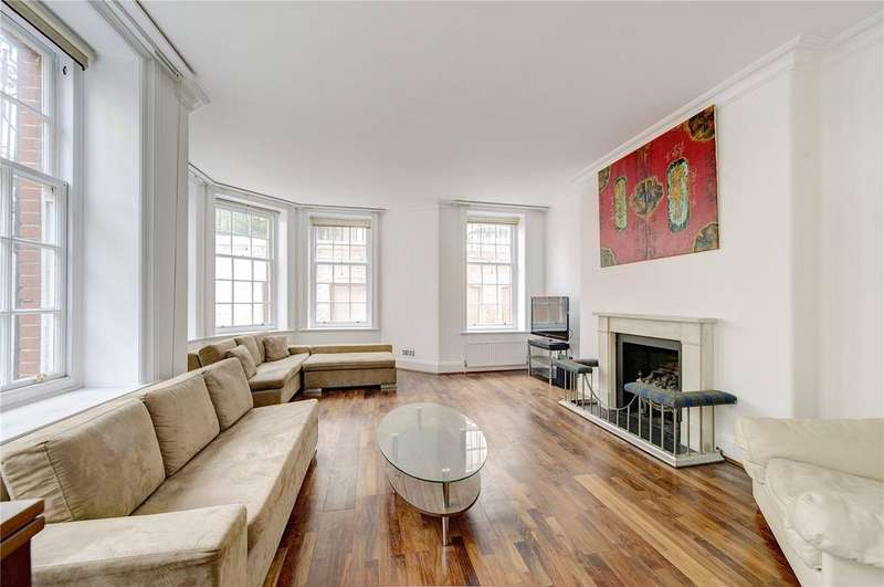 2 Bedrooms Flat for sale in Eaton Mansions, Cliveden Place, London, SW1W