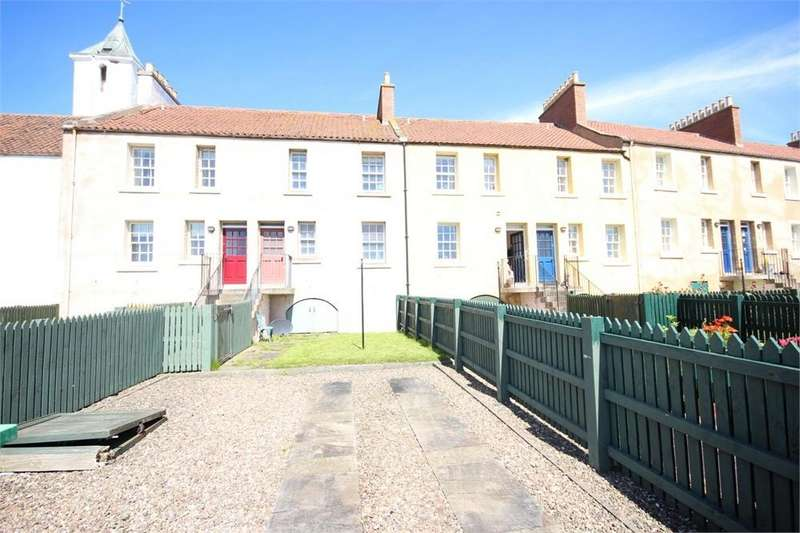 3 Bedrooms Terraced House for sale in Main Street, WEST WEMYSS, Fife