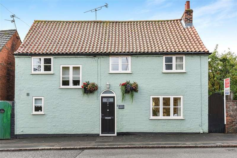 4 Bedrooms Detached House for sale in High Street, Great Gonerby, NG31