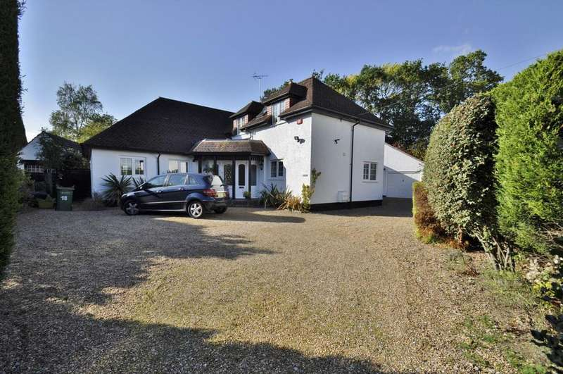 5 Bedrooms Detached House for sale in Mayfield Road, Bramhall