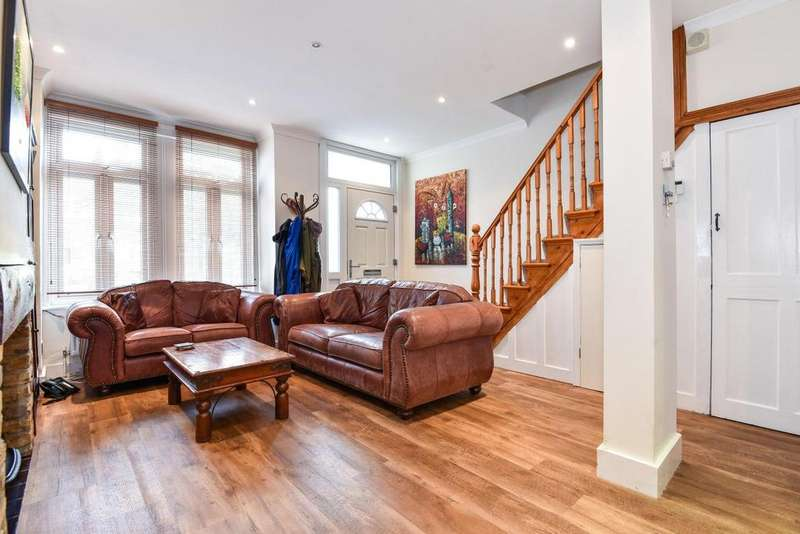 2 Bedrooms Terraced House for sale in Carlton Park Avenue, Raynes Park