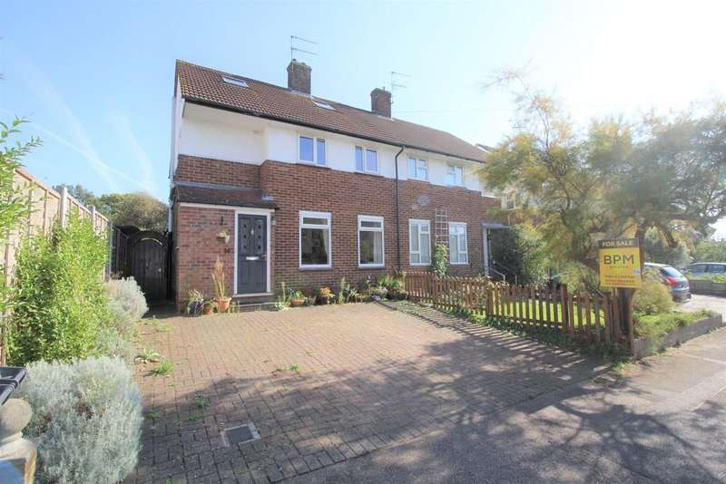 3 Bedrooms Semi Detached House for sale in Rushfield, Potters Bar, EN6