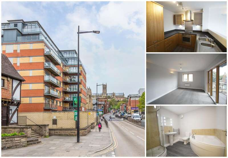 2 Bedrooms Apartment Flat for sale in 1.4 Thorngate House