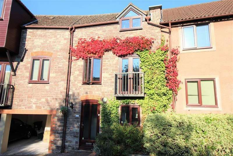 2 Bedrooms Terraced House for sale in Park Road, Thornbury, Bristol, BS35 1FW