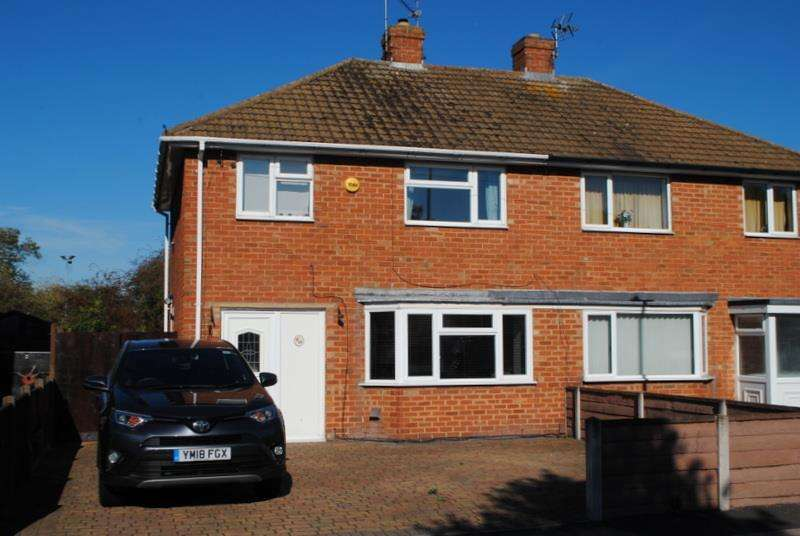 3 Bedrooms Semi Detached House for sale in Clover Place, Thringstone