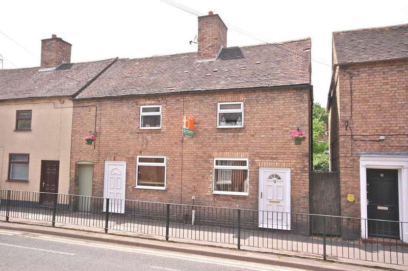 3 Bedrooms Semi Detached House for sale in Court Street, Madeley, Telford