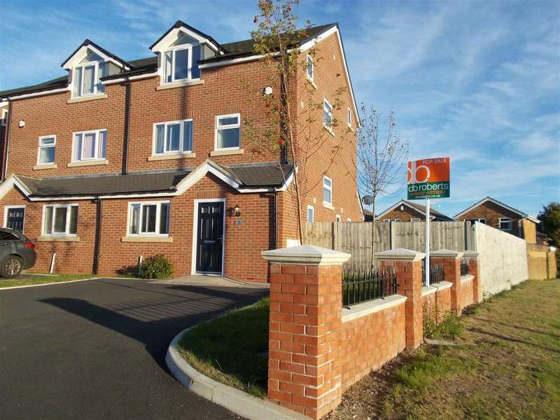 4 Bedrooms House for sale in Redsand Close, Willenhall, Wolverhampton