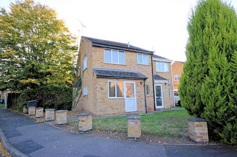1 Bedroom End Of Terrace House for sale in Ravensthorpe Drive, Loughborough