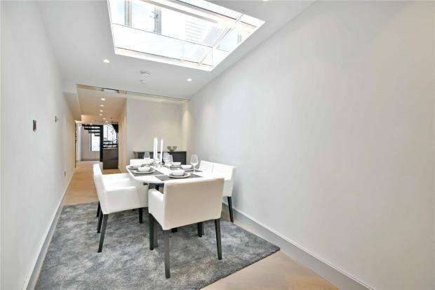 3 Bedrooms Terraced House for sale in Holmdale Holmdale Road, London, NW6