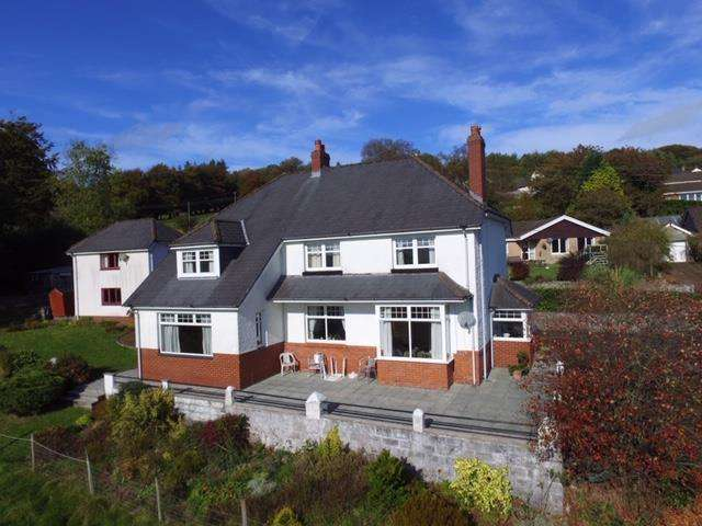 4 Bedrooms Detached House for sale in Forest Road, Lampeter