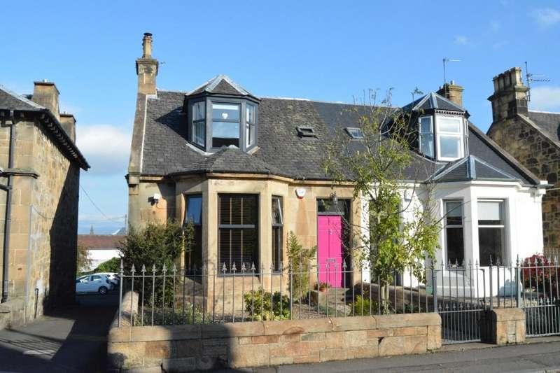4 Bedrooms Semi Detached House for sale in Weir Street, Falkirk, Falkirk, FK1 1RA