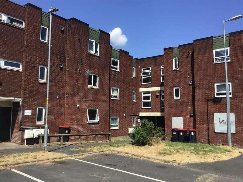 2 Bedrooms Flat for sale in Burford, Brookside, Telford