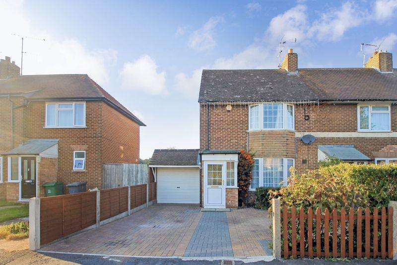 3 Bedrooms Terraced House for sale in Northfields, Dunstable