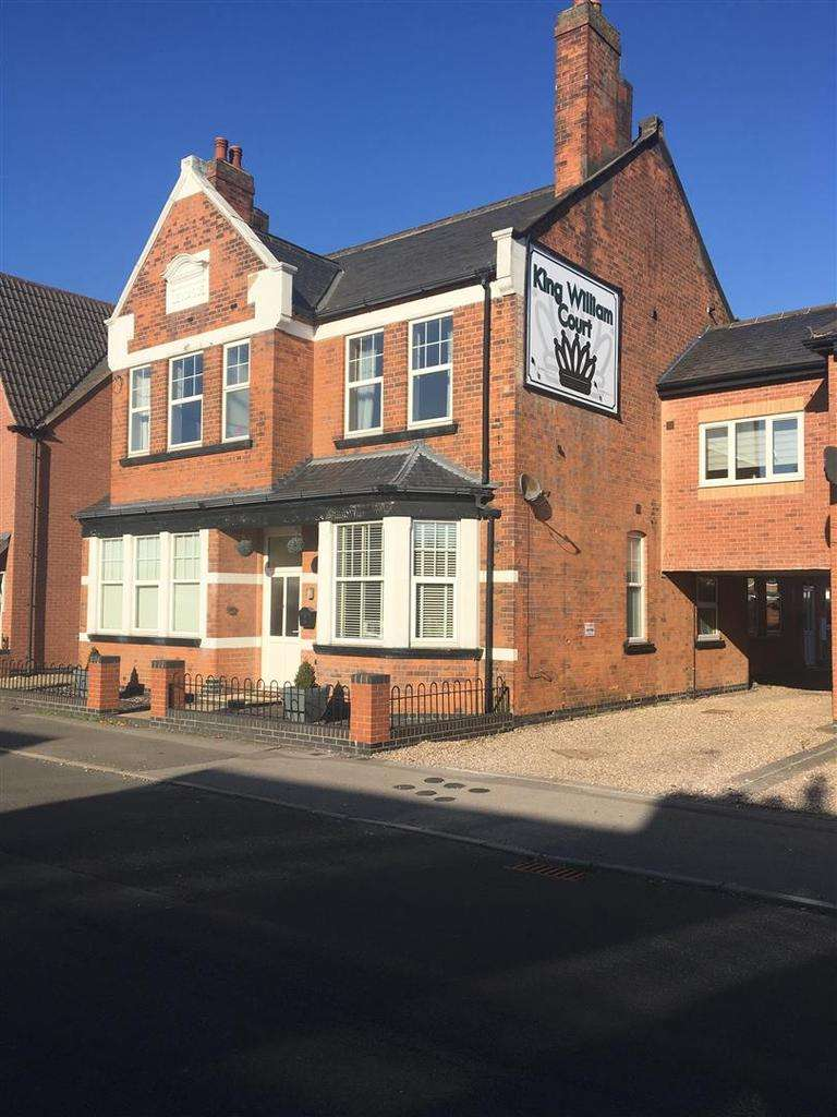1 Bedroom Apartment Flat for sale in Shortridge Lane, Enderby, Leicester