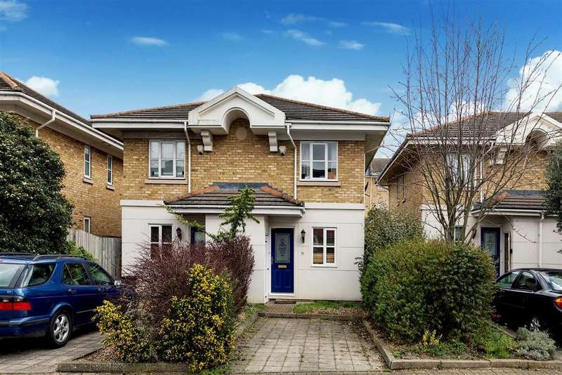 2 Bedrooms Flat for sale in Glenburnie Road, SW17