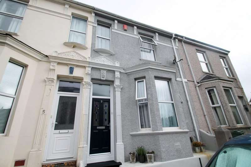 2 Bedrooms Terraced House for sale in St. Mawes Terrace, Keyham, Plymouth