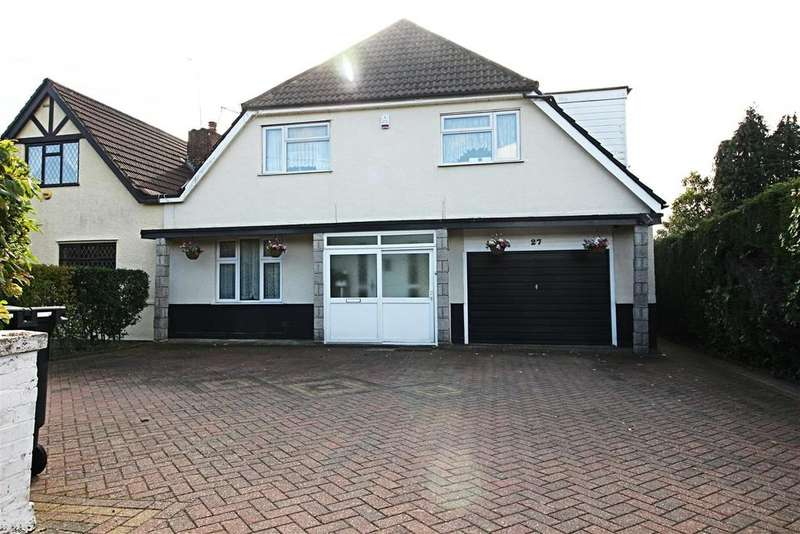 4 Bedrooms Link Detached House for sale in Old Nazeing Road, Broxbourne